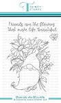 Friends are Flowers Stamp Set